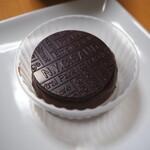 ニューヨークシティサンド - N.Y.リッチスカッチサンド&Wチョコレート