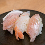 活けいけ丸 - 2020.3 本日の深海魚三昧(580円)レンコダイ、アカザエビ、でんでん
