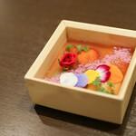 kitchen俊貴 - 2020年3月再訪:阿井の宝石箱☆