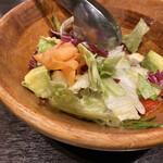 グリルレストラン&スイーツカフェ スコール -