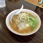長崎亭 - ラーメン 600円