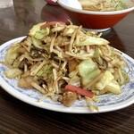 長崎亭 - 野菜いため 700円