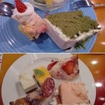 スイーツパラダイス - スイパラのケーキ達2