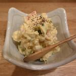 千代娘 - ポテトサラダ