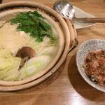 千代娘 - 湯豆腐