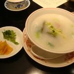 赤坂璃宮 - 粥
