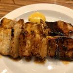 焼とりの八兵衛 - 豚バラ タレ味