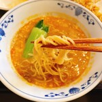中国珍味 調鼎 - 担々麺