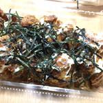 井上商店 - 料理写真:タレマヨをトッピング