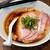 神保町 黒須 - 料理写真:醤油焼豚拉麺  1,200円