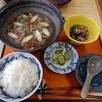 國丼 - いも煮定食