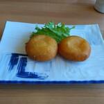 Washokutonadaiunaginoshimmise - ポテト餅
