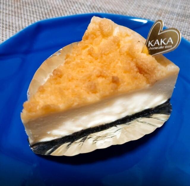 カカ チーズ ケーキ