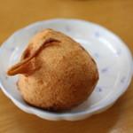 海峡鮨 - ジャガイモだんご