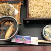久下屋脩兵衛 - 料理写真:鴨汁うどん + 舞茸天ぷら(小盛り)