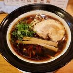 金久右衛門 - 大阪ブラック(太麺) 750円