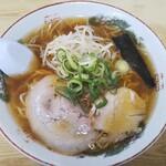 西脇大橋ラーメン - 特製ラーメン 690円