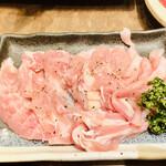牧場直営 焼肉ふじの蔵 - セセリ
