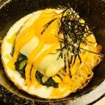 牧場直営 焼肉ふじの蔵 - 石焼きチーズビビンバ