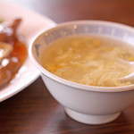 中国料理 甜甜酒楼 - スープ