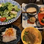 青空食堂 - 料理写真: