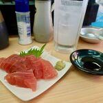 魚介 - お得なセット 500円(税別)