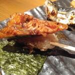 魚串さくらさく - うなぎバター〈炙り飯〉298円