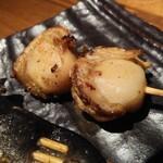 魚串さくらさく - ホタテバター198円