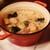 チーズ家 Quelle - 料理写真:さくら鶏もも肉とポルチーニ茸のクリーム煮