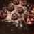 チーズ家 Quelle - 料理写真:ブラウンマッシュルームと生ハムのオーブン焼き