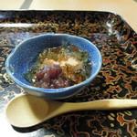 三笑亭 - デザート