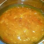 カザーナ - 豆のカレー
