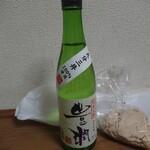 小松酒造場 - ドリンク写真:・大分三井 豊潤 純米吟醸 1540円 酒粕はいただいた