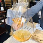 127813753 - トスカーナの自然派ワインで乾杯♡おいしい!