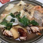 万作 - 浜子鍋