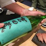 鮨・酒・肴 杉玉  - 手取川大吟醸吉田蔵¥439