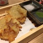 鮨・酒・肴 杉玉  - おでんの大根なのに天婦羅¥329