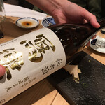 鮨・酒・肴 杉玉  - 寫楽純米¥439