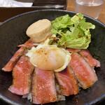 かまやカフェ・デュ・レヴァベール - NIKKO丼セット 1,600円