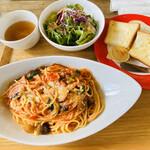Cafe MOE'T - 日替わりパスタランチ♥♥
