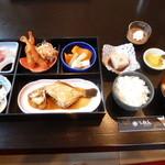 潮浜 - 華膳 1400円