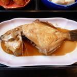 潮浜 - 華膳の煮魚のぎま