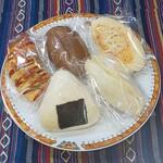 那須のお米のパン屋さん - 料理写真:お買い上げ