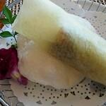 中国料理 皇苑 - 北京ダック クレープ包み