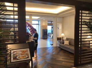 アラマハイナ コンドホテル - やんばるビストロ『LUANA』で朝食