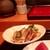 小笹寿し - 料理写真:あなごの生地焼き