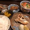 Aburiyamikadukitei - 料理写真:〆:お任せミニ定食