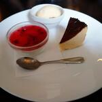 バンビーノ - 料理写真:デザート3種
