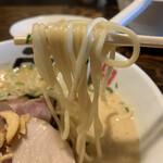 麺屋あごすけ - 【2020.2.27】麺。