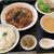 麗華 - 料理写真:日替わりランチ